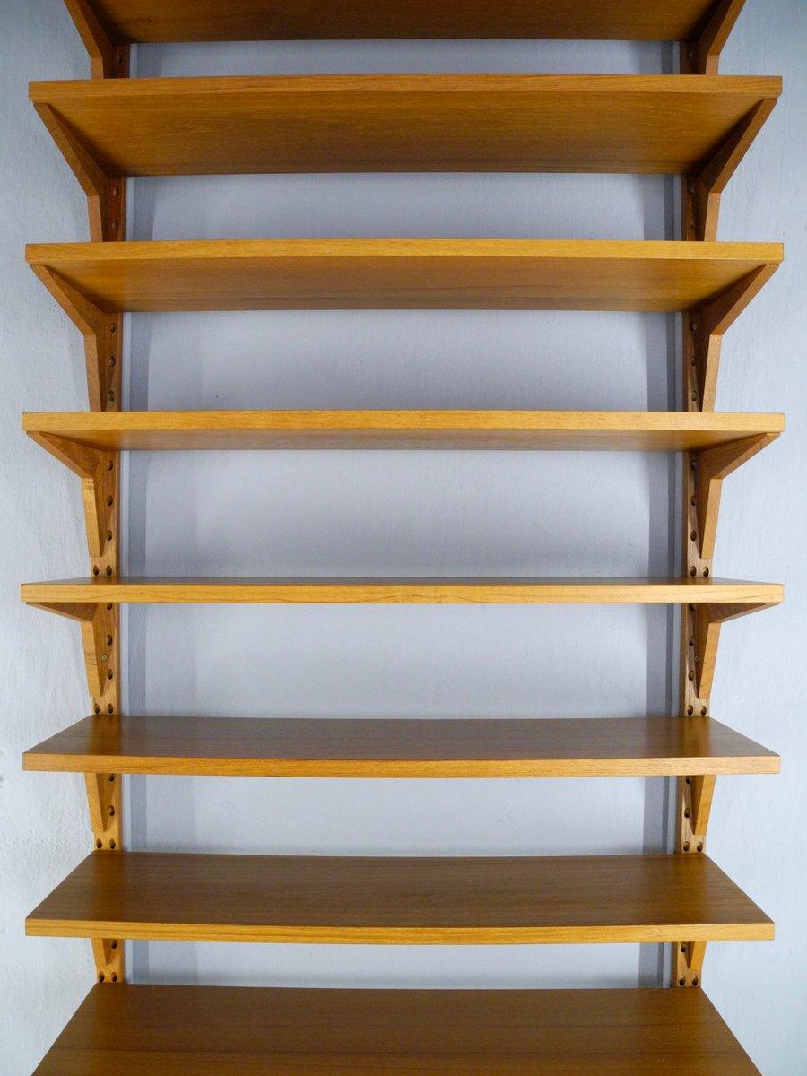 d nisches regalsystem von poul cadovius f r cado 1960er bei pamono kaufen. Black Bedroom Furniture Sets. Home Design Ideas