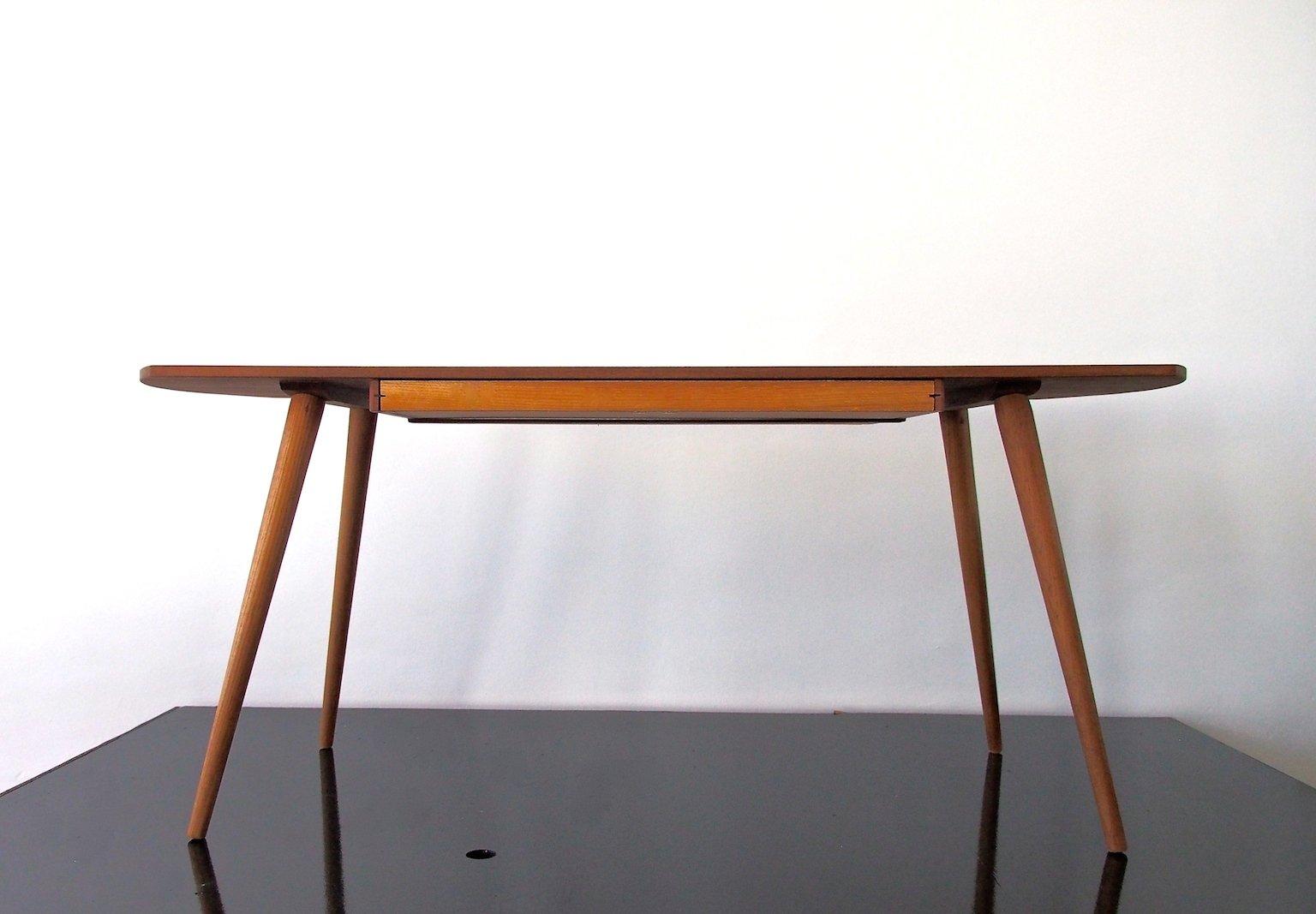 Schreibtisch designklassiker  Dänischer Modell S-Board Schreibtisch aus Teak von B. G. Design ...