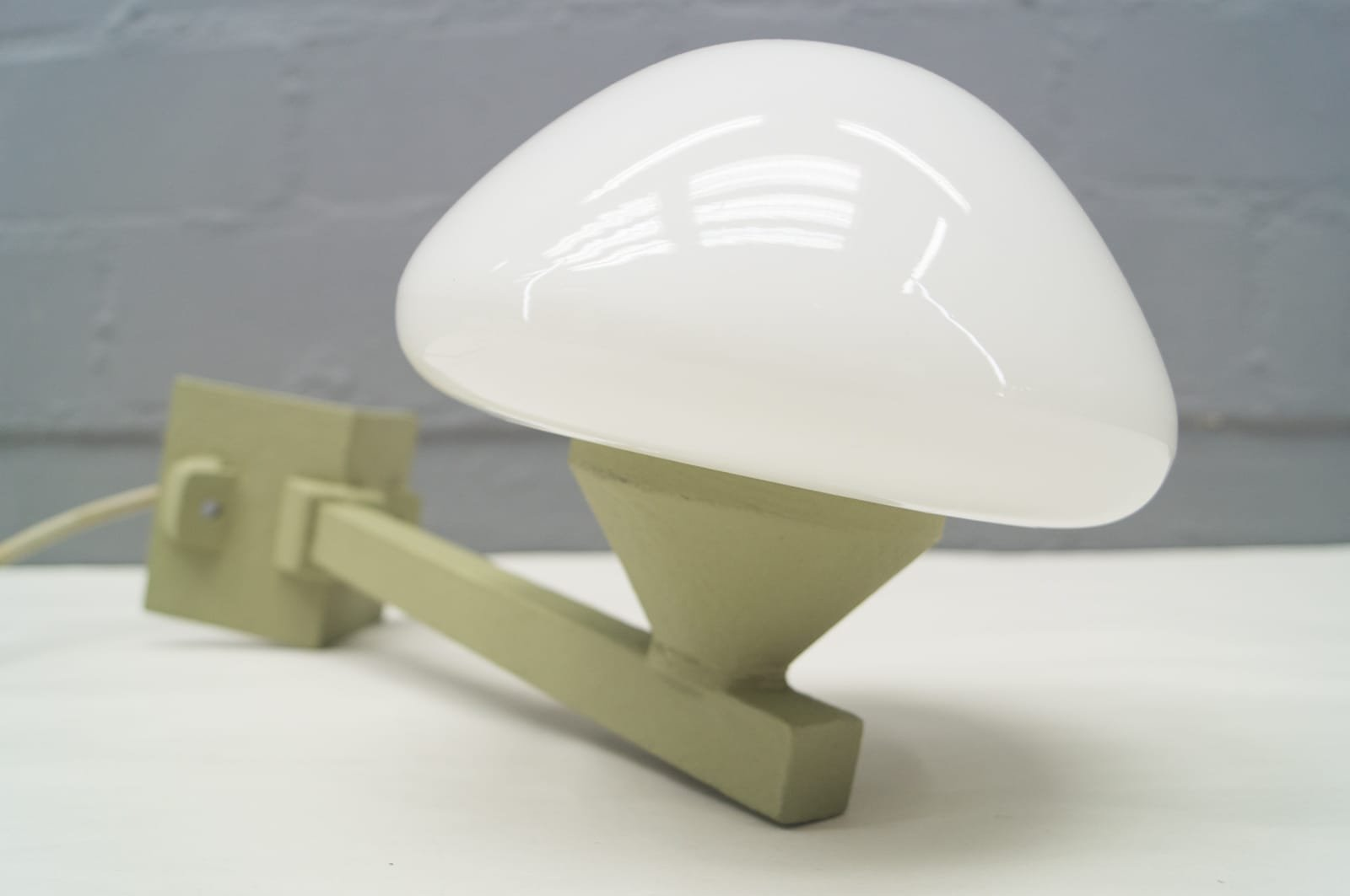 Viintage outdoor luminaire for house corner by wilhelm for Luminaire outdoor