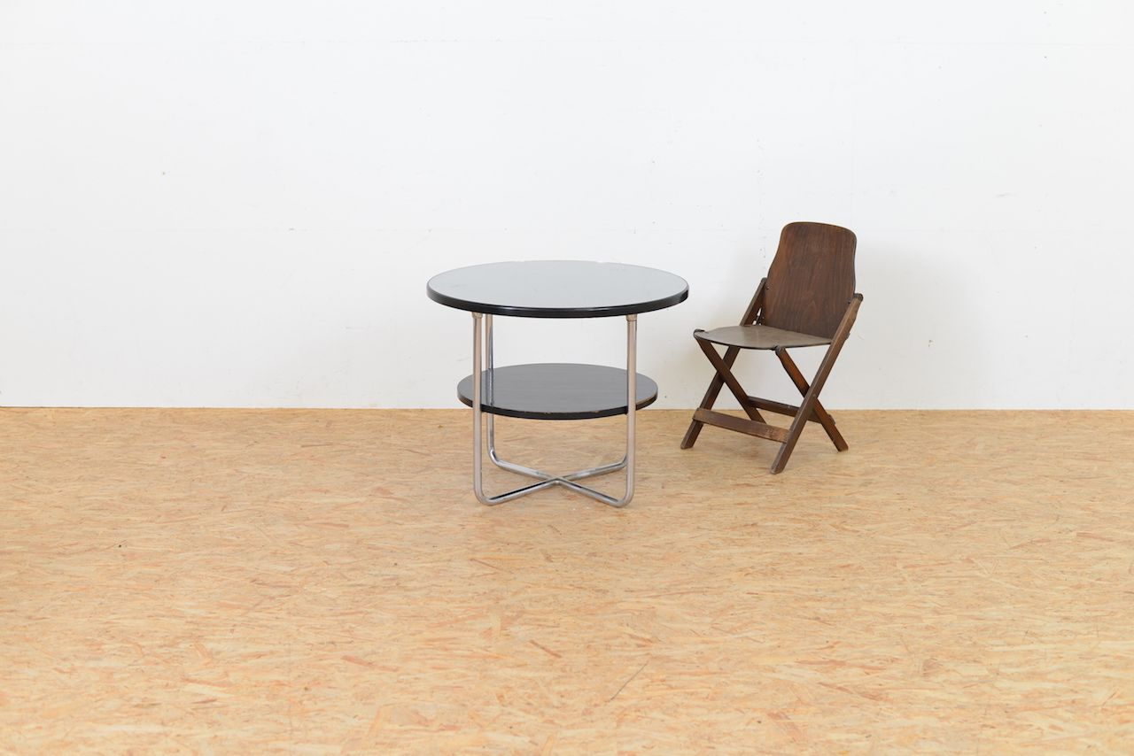 Bauhaus Coffee Table By Marcel Breuer For Sale At Pamono