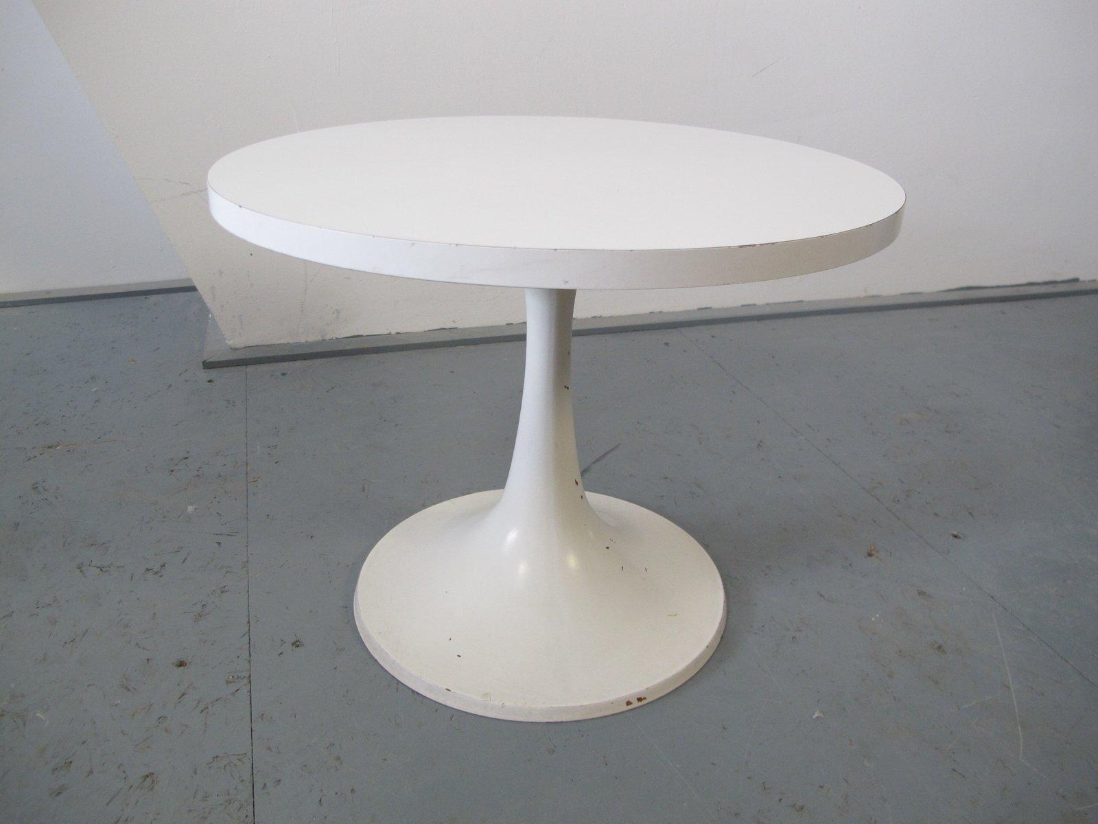 wei er vintage tulip tisch von pastoe 1970er bei pamono. Black Bedroom Furniture Sets. Home Design Ideas