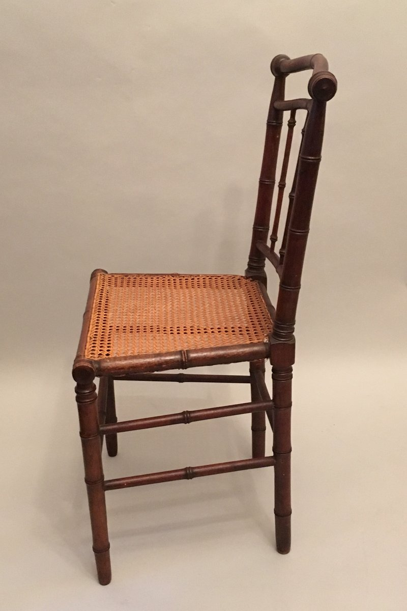 Art Nouveau Chairs with Woven Seats  1910s  Set of 4Art Nouveau Chairs with Woven Seats  1910s  Set of 4 for sale at  . Art Nouveau Furniture. Home Design Ideas