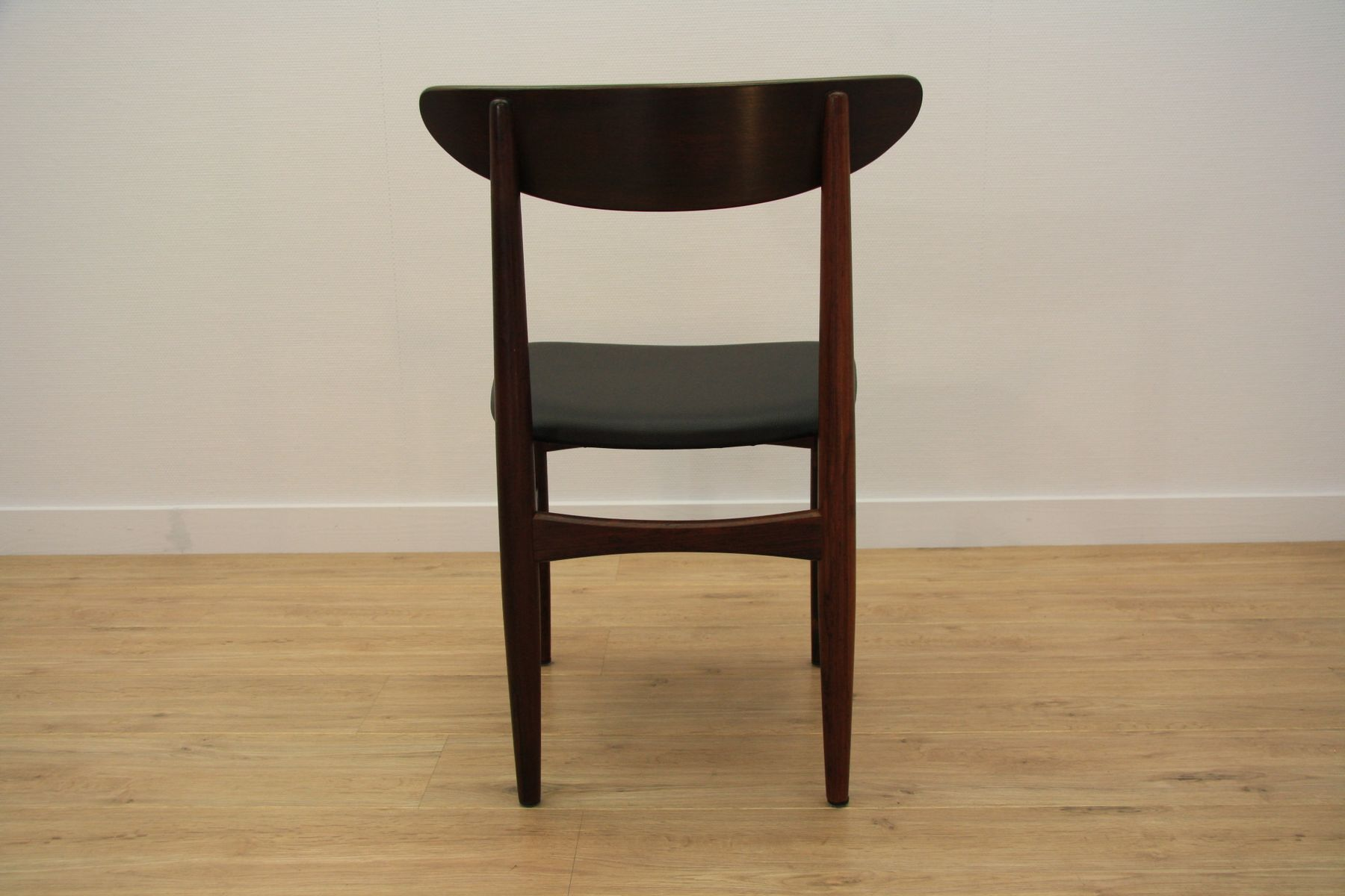 Danish Dining Chairs from Skovby Mobelfabrik 1960s Set of 5 for