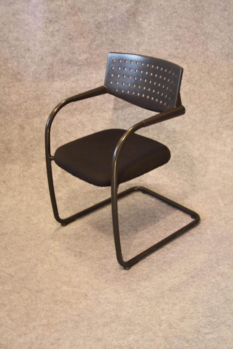 visavis office chair by antonio citterio for vitra 2005. Black Bedroom Furniture Sets. Home Design Ideas