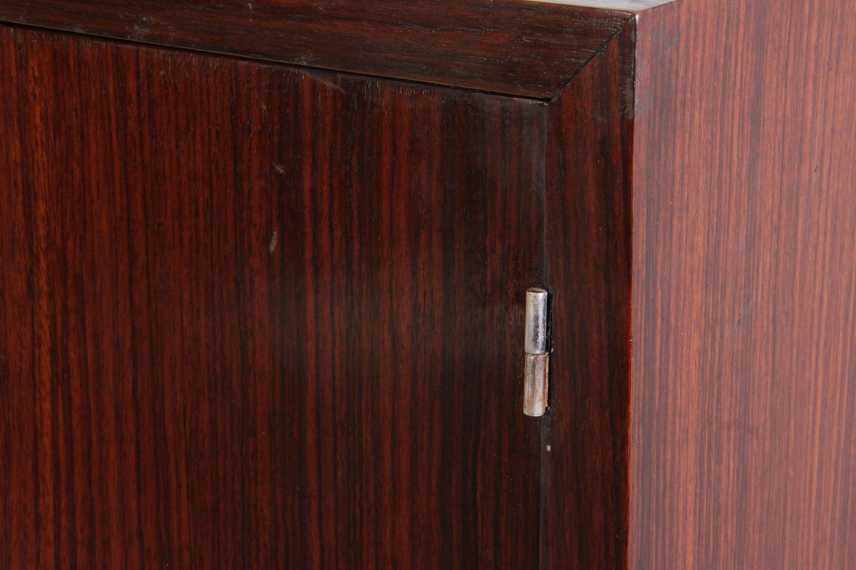 Art deco rosewood side cabinet 1930s for sale at pamono for 1930s kitchen cabinets for sale