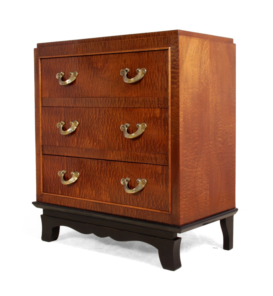 Art deco chest of drawers 1930s for sale at pamono for Miroir art deco 1930