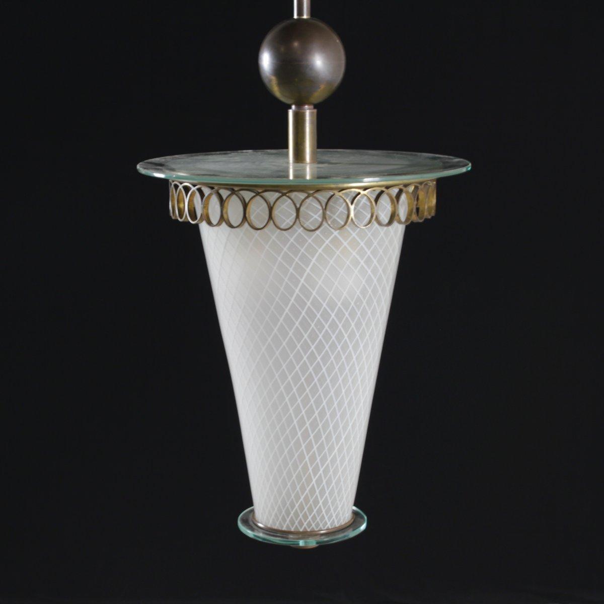 Messing Lampe Vintage