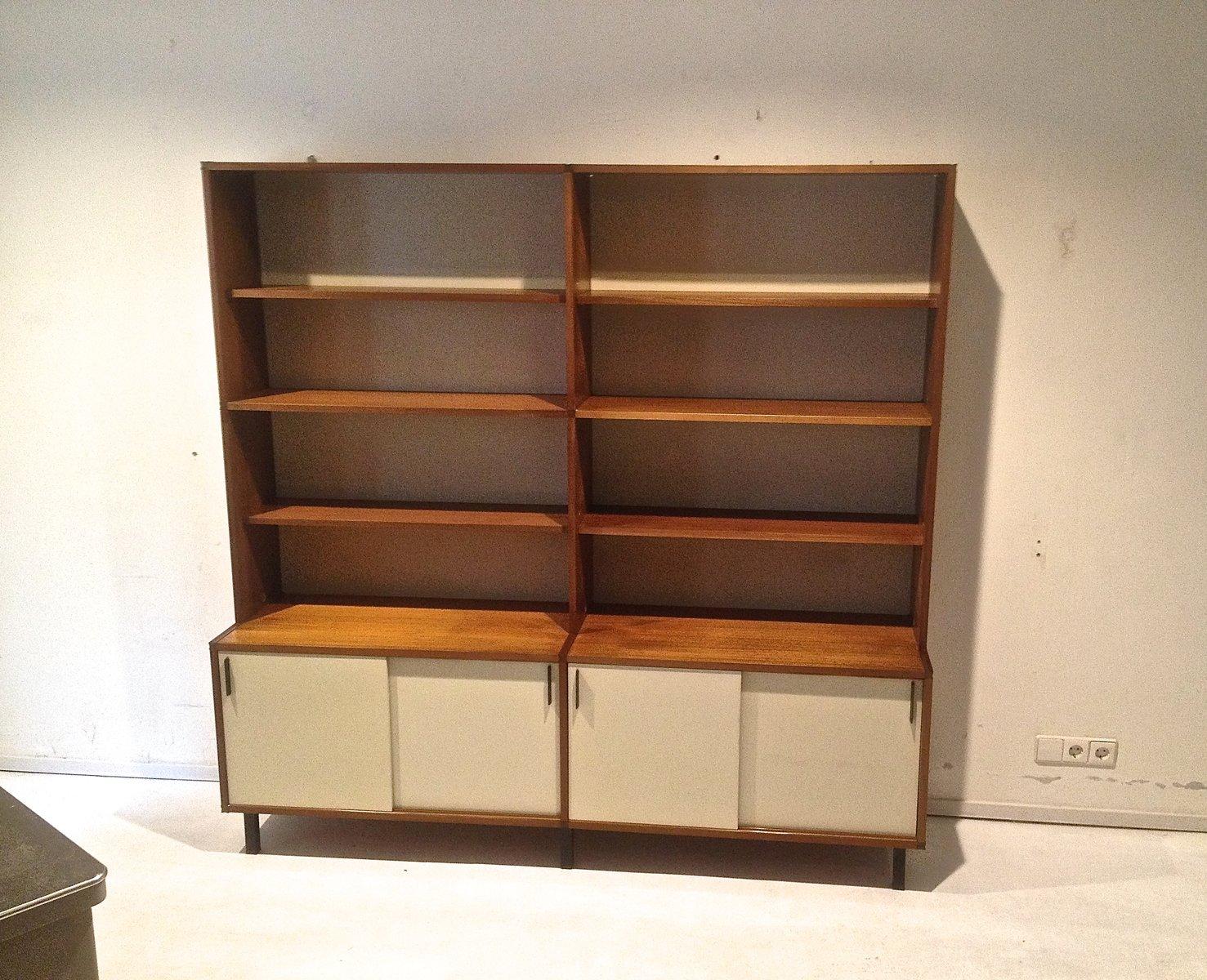 meuble de rangement vintage par cees braakman pour pastoe pays bas en vente sur pamono. Black Bedroom Furniture Sets. Home Design Ideas
