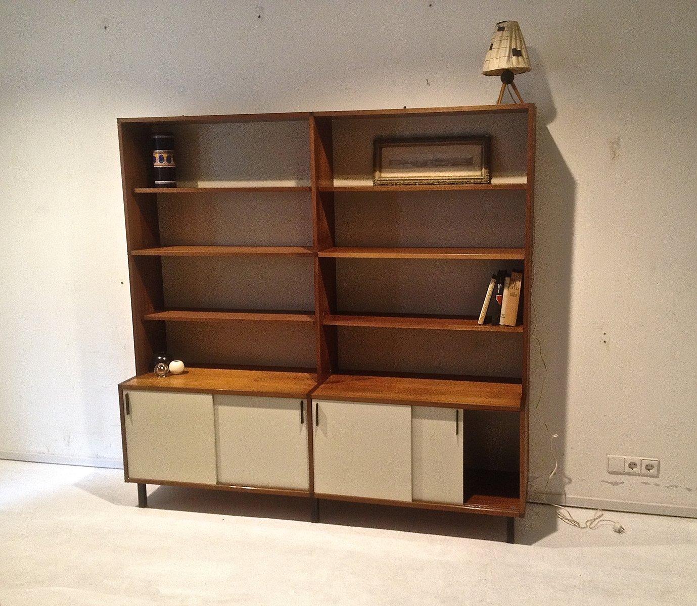 meuble de rangement vintage par cees braakman pour pastoe. Black Bedroom Furniture Sets. Home Design Ideas