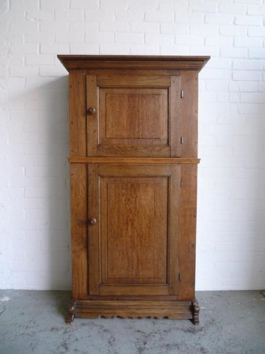 old oak kitchen cabinets antique oak kitchen cabinet for at pamono 24013