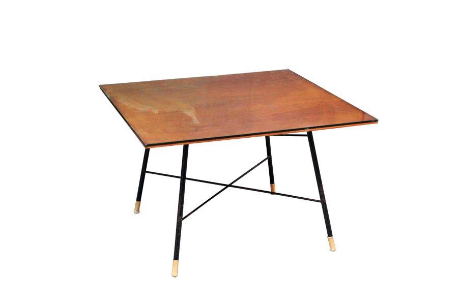 Table Basse Mid Century Par Ico Parisi Pour Cassina En Vente Sur Pamono