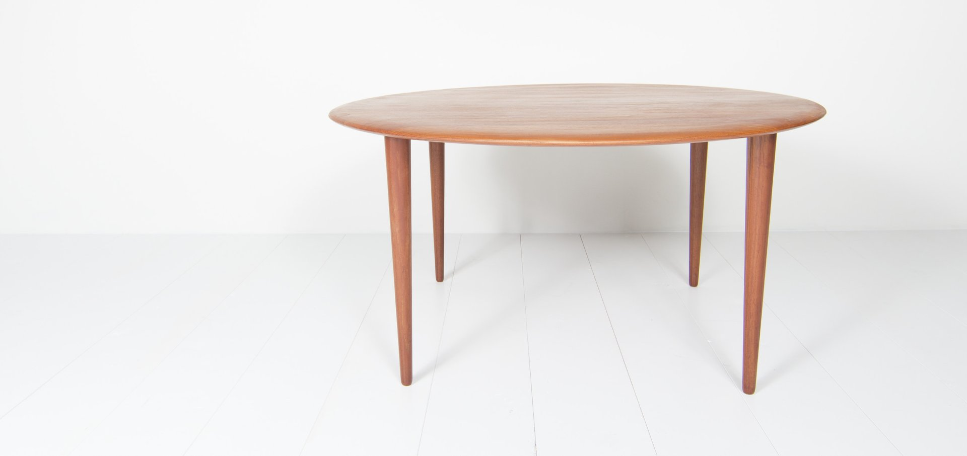 Danish Coffee Table By Peter Hvidt Orla M Lgaard Nielsen For France S N 1950s For Sale At