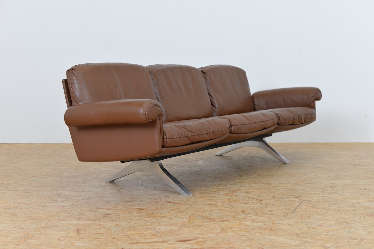 vintage ds31 sofa von de sede bei pamono kaufen. Black Bedroom Furniture Sets. Home Design Ideas