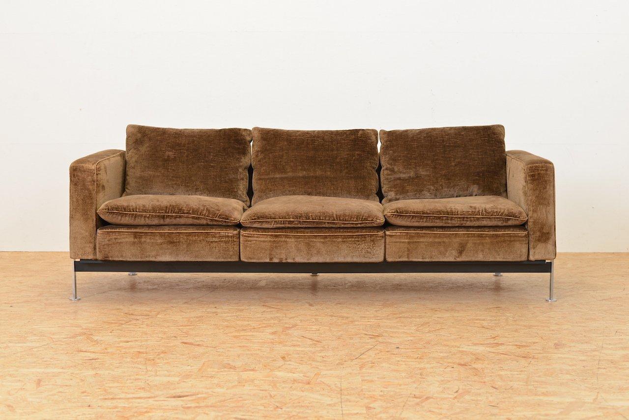 vintage rh 302 sofa von robert haussmann f r de sede bei pamono kaufen. Black Bedroom Furniture Sets. Home Design Ideas