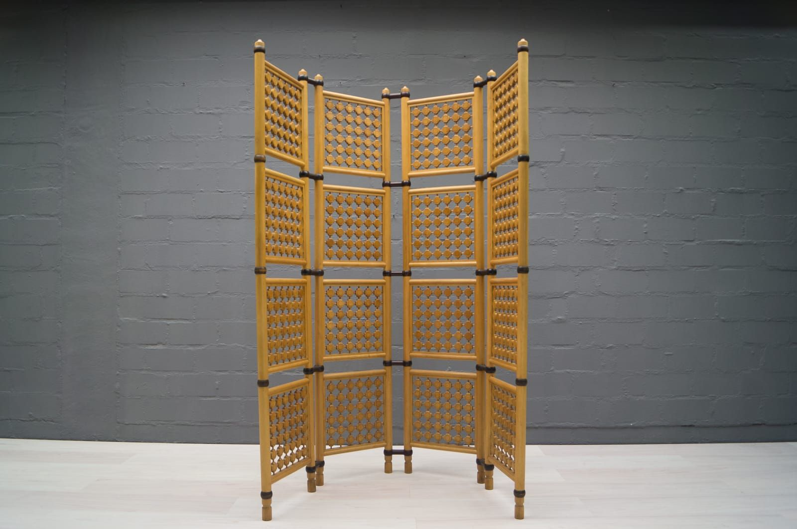 wooden room divider, 1960s for sale at pamono