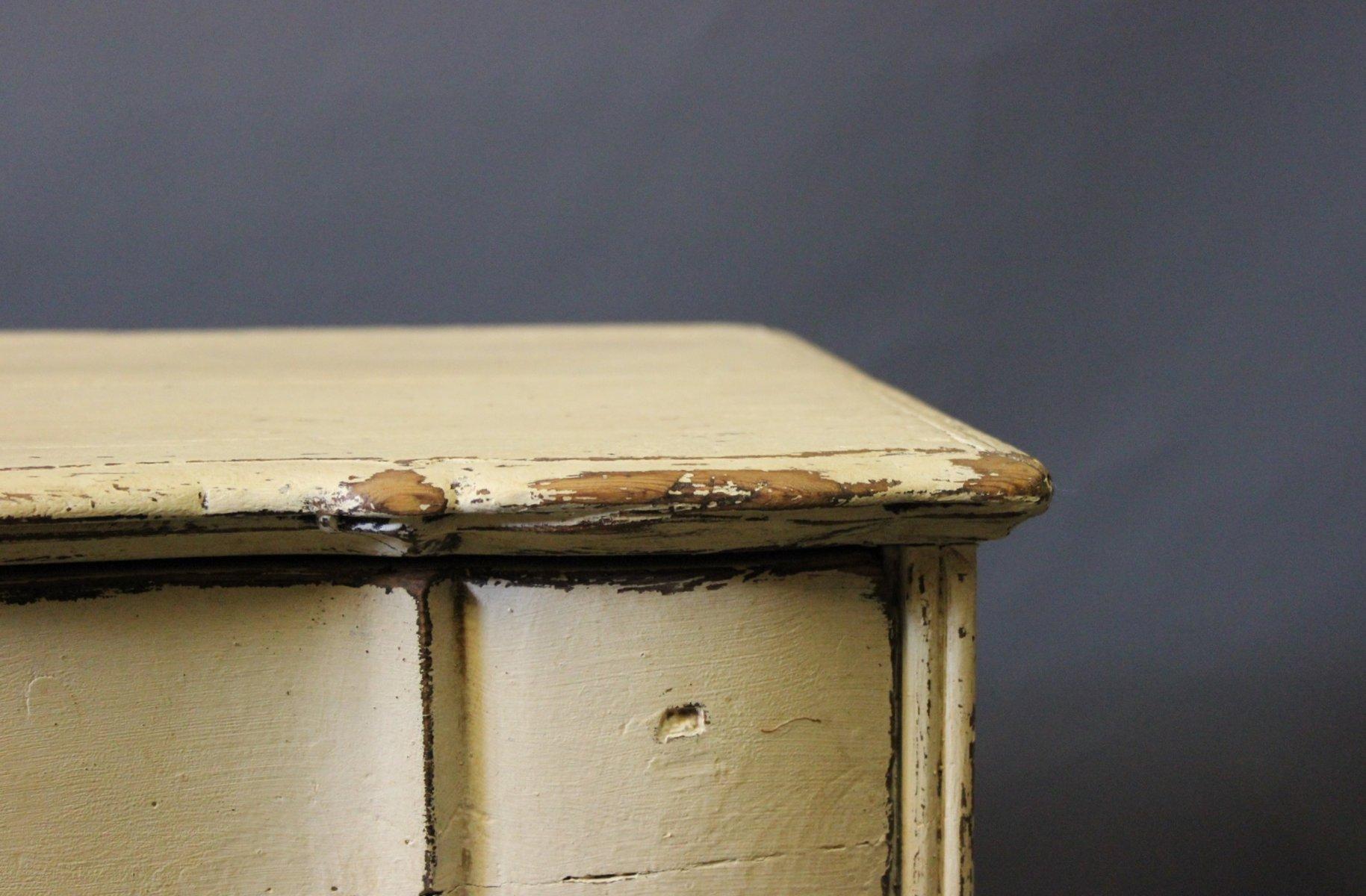 kleine d nische barocke lackierte kommode aus holz 1760er bei pamono kaufen. Black Bedroom Furniture Sets. Home Design Ideas