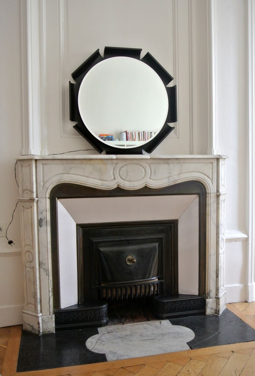 illuminated italian mirror from isa 1960s for sale at pamono