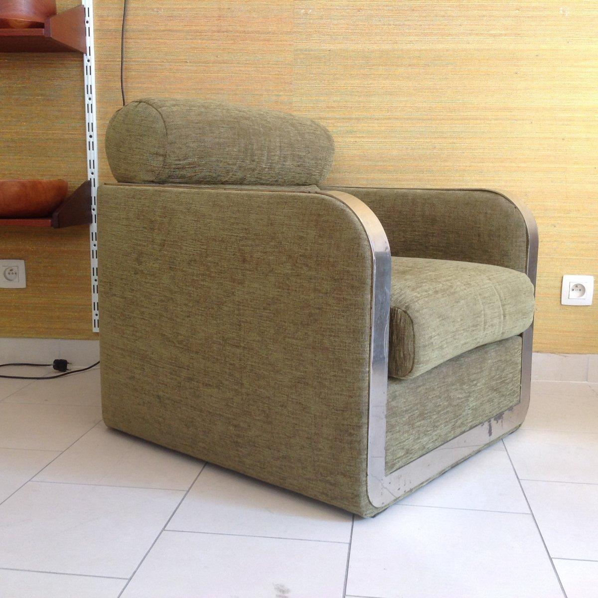 mid century sessel 3er set bei pamono kaufen. Black Bedroom Furniture Sets. Home Design Ideas