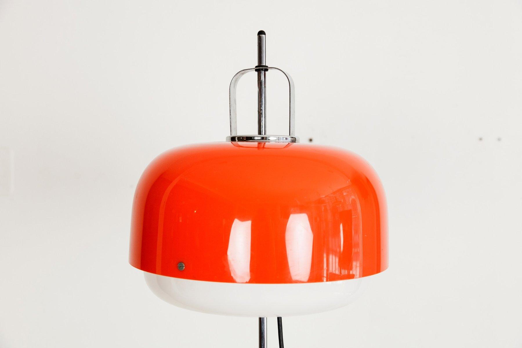 Orange floor lamp - Price 660 00 Regular Price 732 00