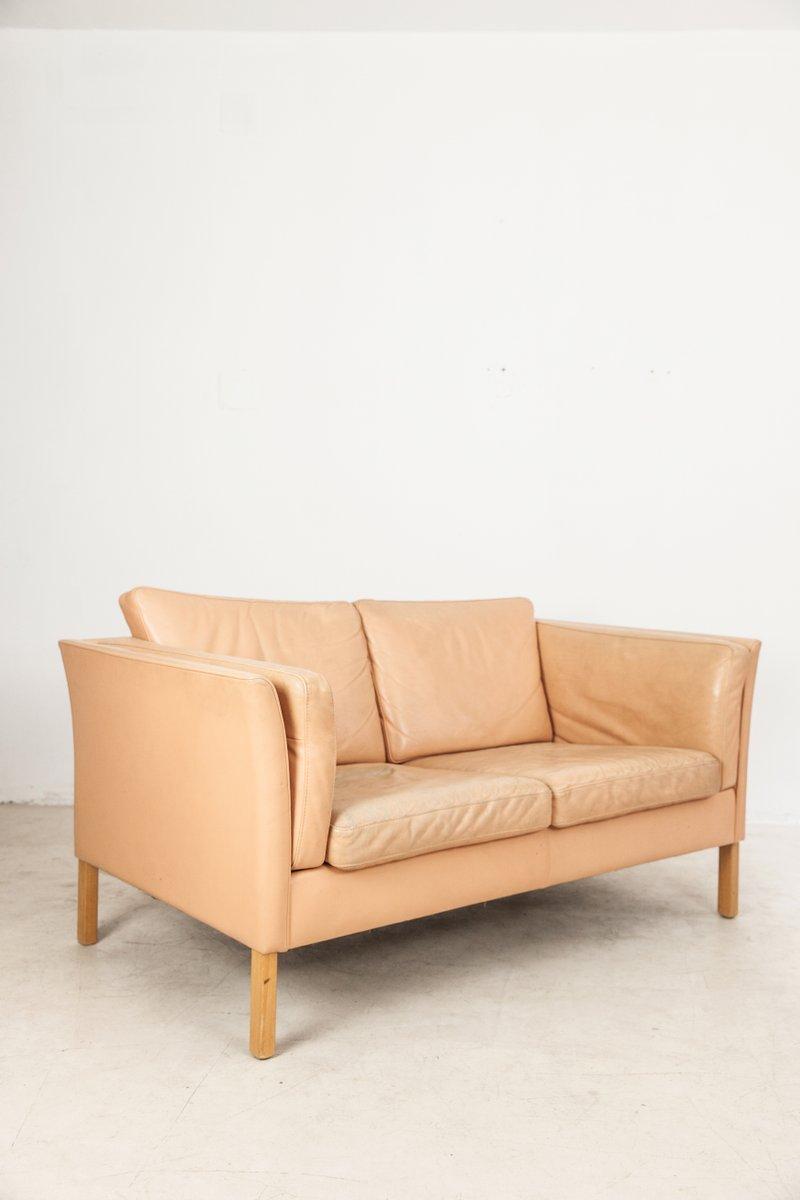 Mid Century Danish Leather Sofa 4 Price 1 118 00 Regular 241