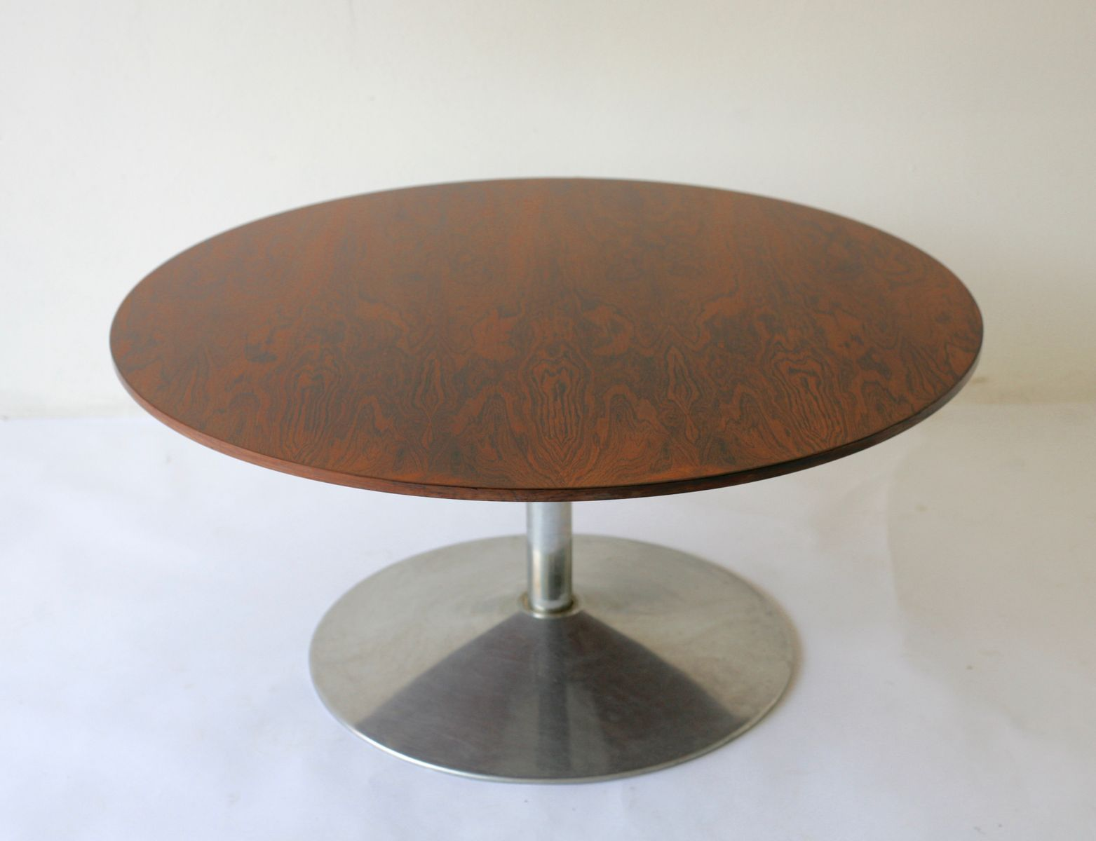 Rosewood Coffee Table By Verner Panton For Fritz Hansen 1952 For Sale At Pamono