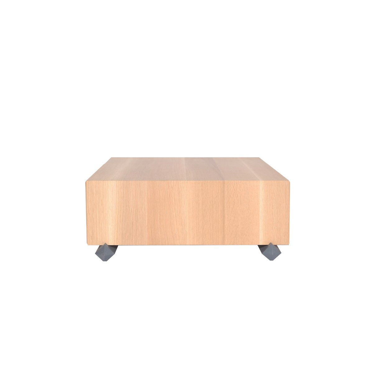 Stack Storage Wood Coffee Table with Drawers from Debra Folz