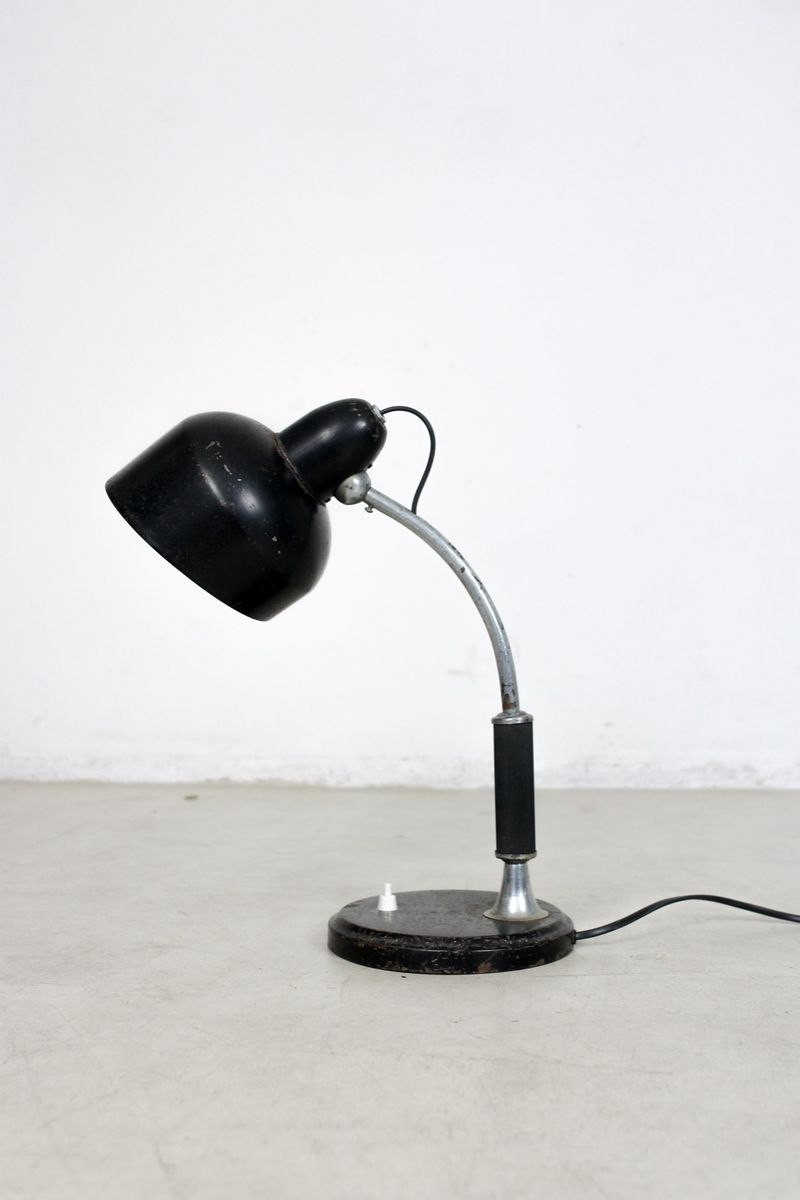 Bauhaus Desk Lamp from Escolux, 1930s for sale at Pamono