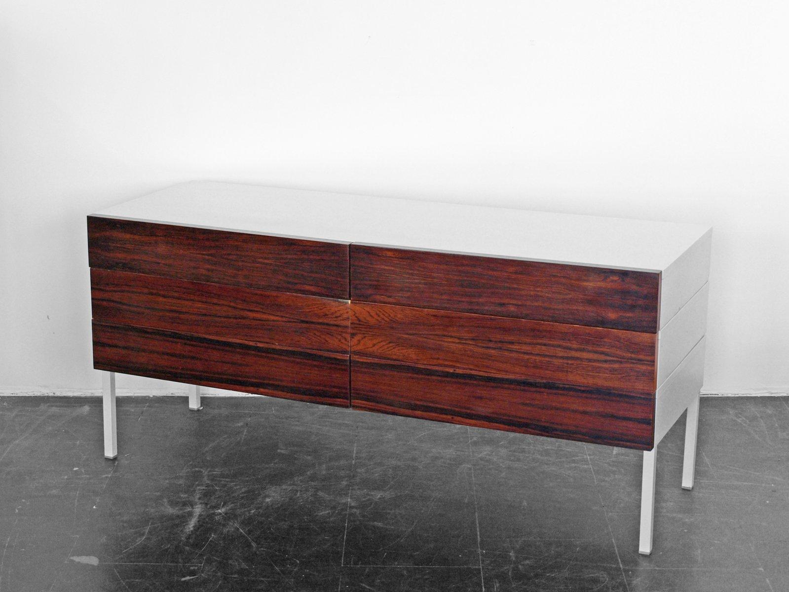 vintage sideboard aus rio palisander von interl bke 1970er bei pamono kaufen. Black Bedroom Furniture Sets. Home Design Ideas