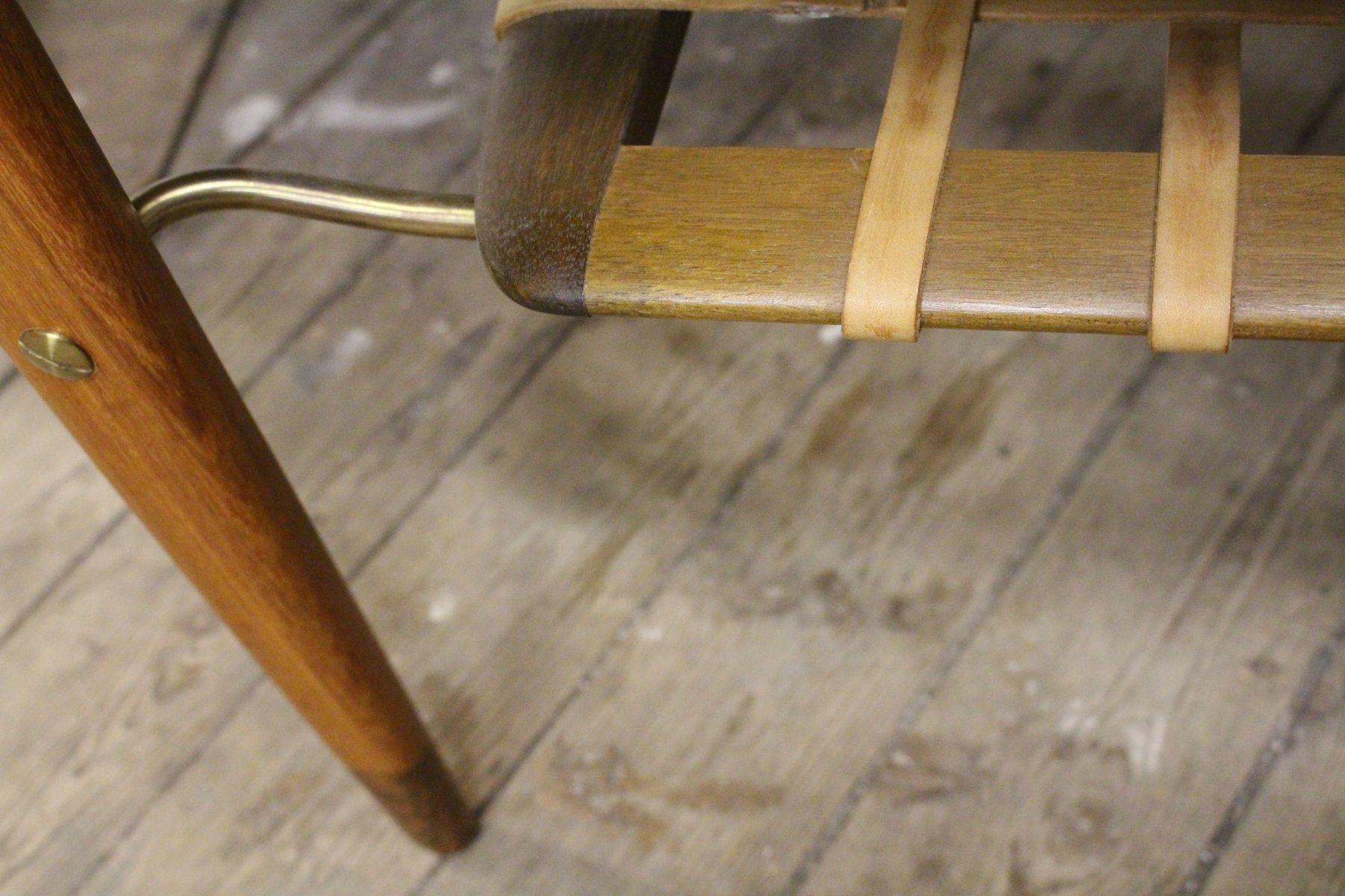 table-basse-vintage-en-teck-avec-carreaux-en-ceramique-et-porte-revues-en-cuir-7 Unique De Table Basse Ceramique Concept