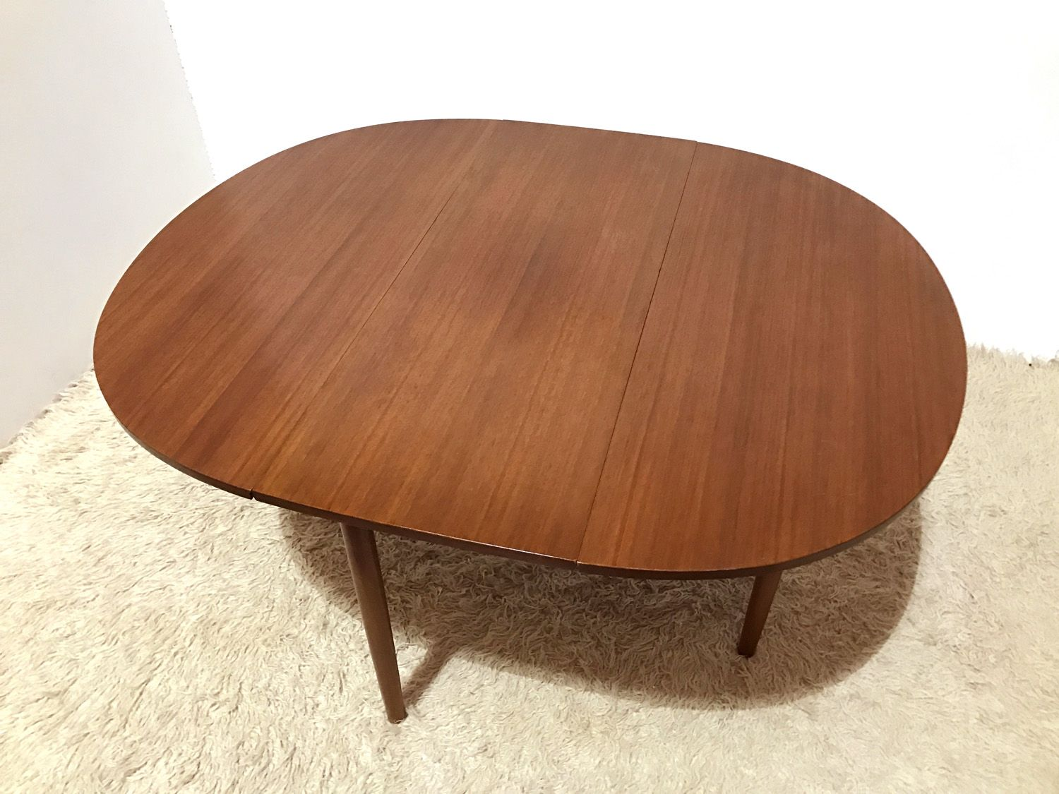 drop leaf table and brasilia chairs from g plan 1960s for