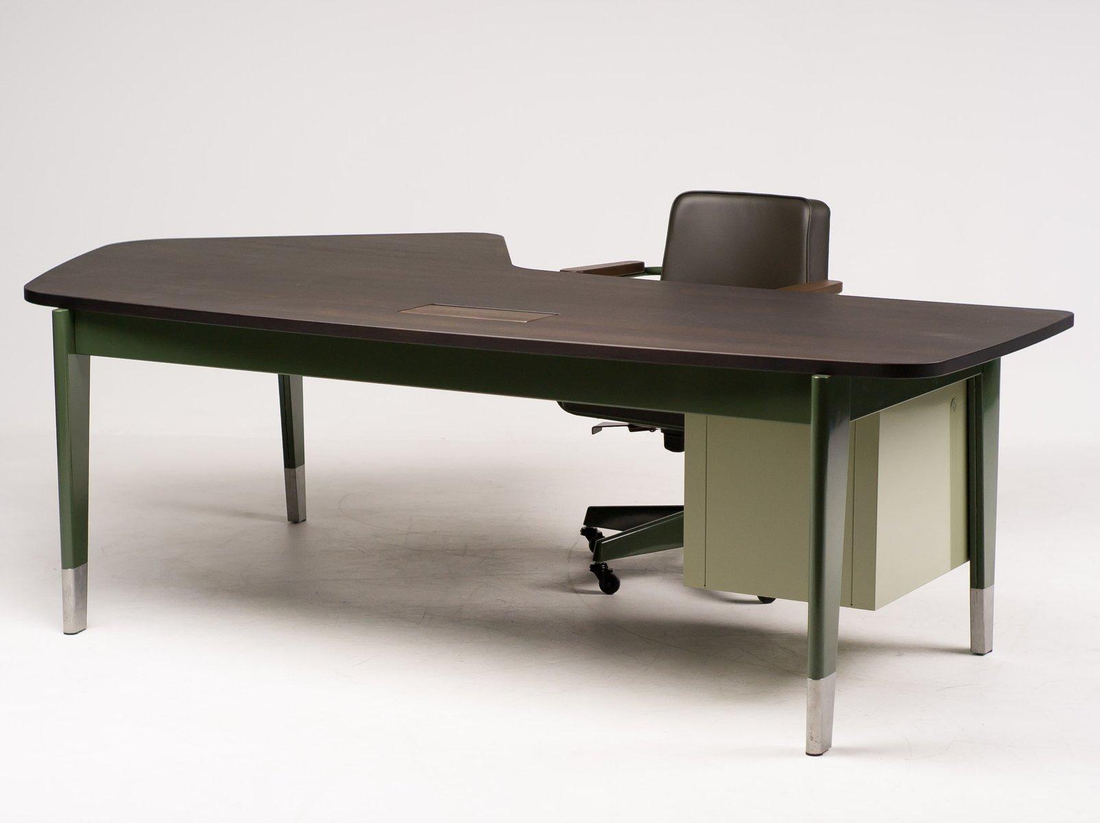 g star raw edition pr sidence schreibtisch von jean prouv f r vitra 2015 bei pamono kaufen. Black Bedroom Furniture Sets. Home Design Ideas