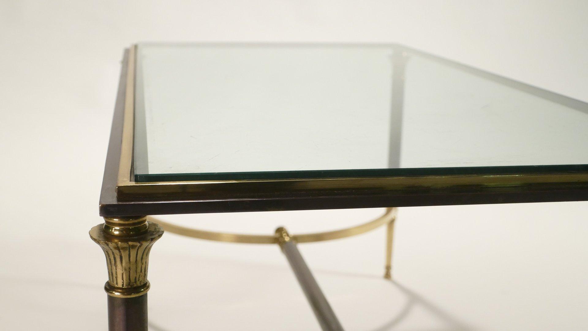 Table Basse Vintage De Maison Charles En Vente Sur Pamono