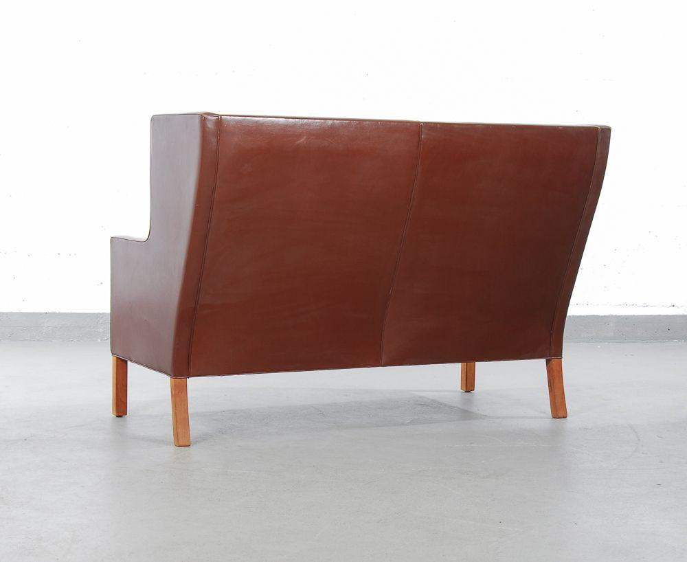 Vintage 2192 Sofa 2204 Ohrensessel Und Hocker Von B Rge Mogensen F R Fredricia Furniture Bei
