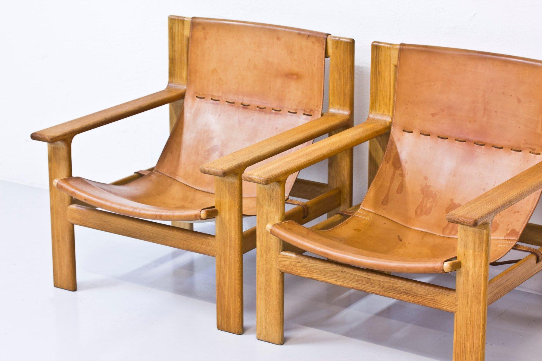 easy chairs by bertil fridhagen for bodafors  set of  for  - easy chairs by bertil fridhagen for bodafors  set of