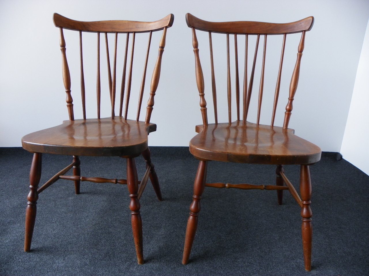 vintage chairs from casala, set of 2 for sale at pamono