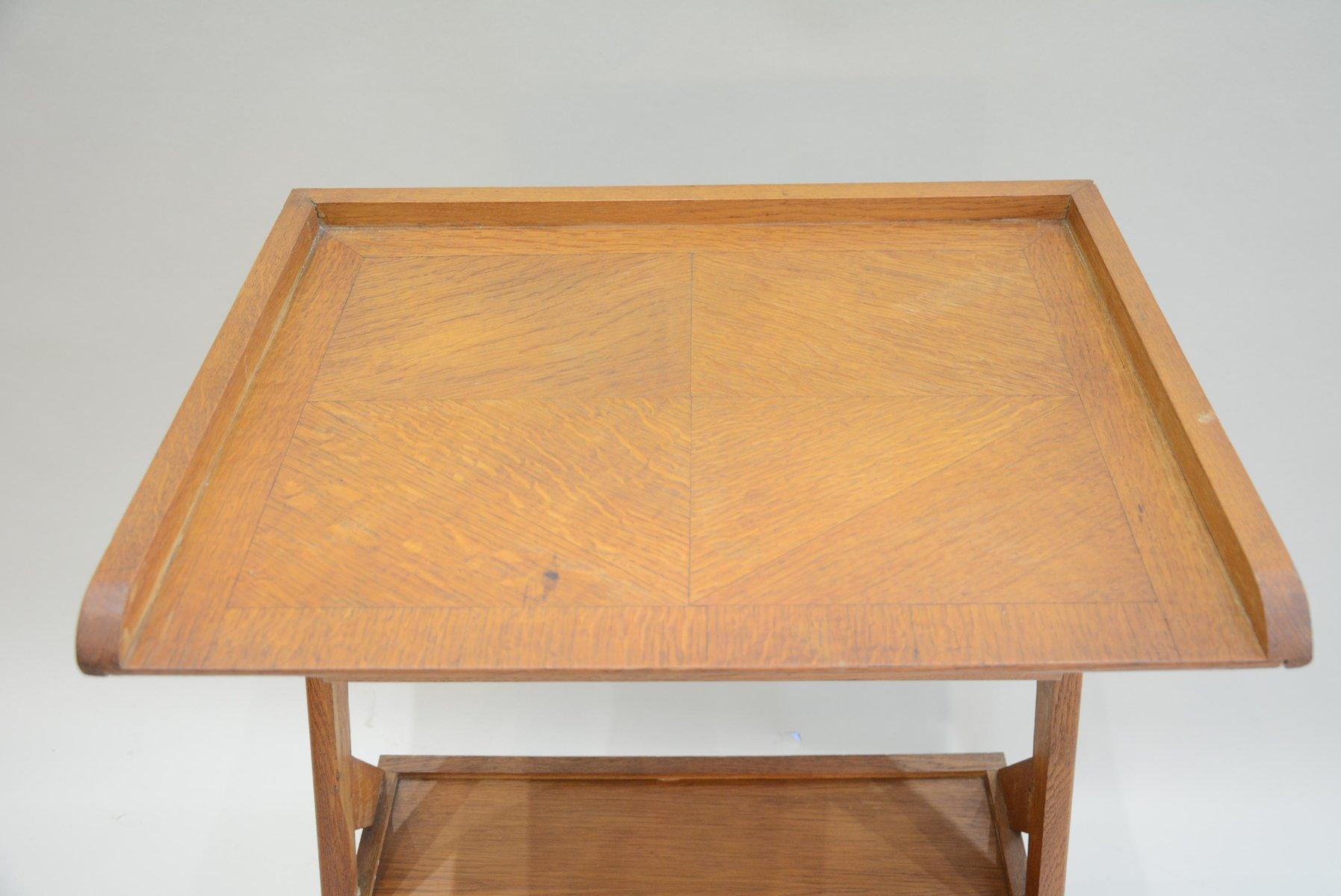 Table d appoint de bureau 1950s en vente sur pamono for Bureau d appoint