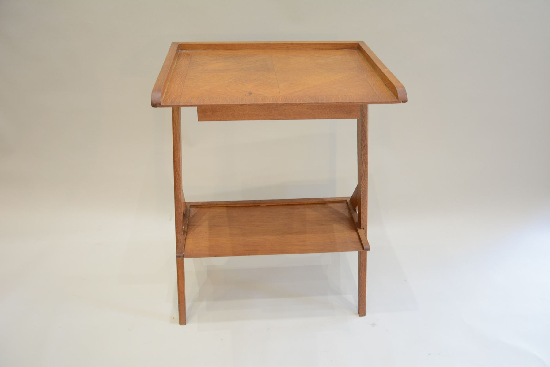 Table d appoint de bureau 1950s en vente sur pamono for Table de bureau