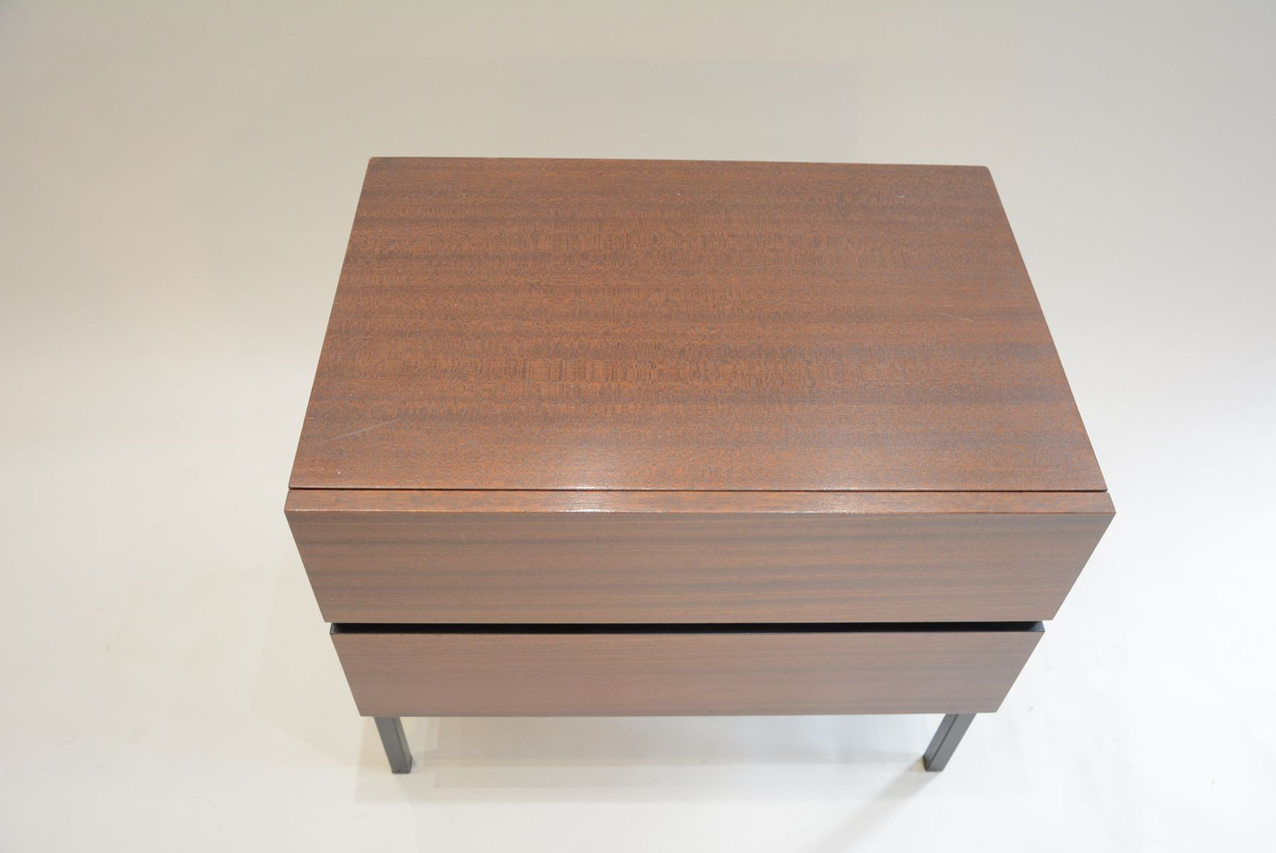 Small cabinet with two drawers for sale at pamono for Kitchen drawers for sale