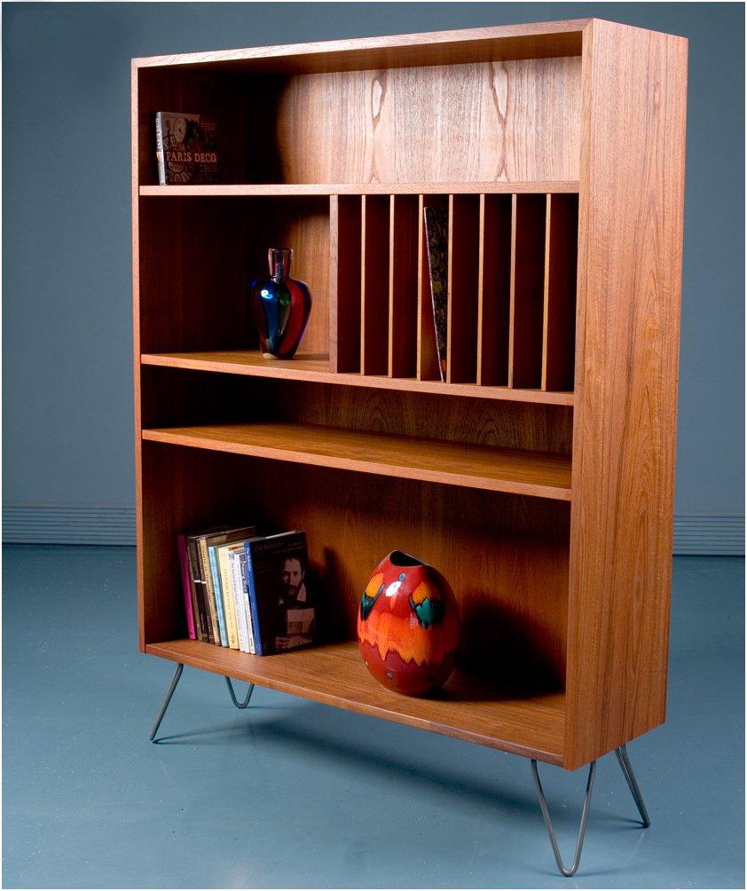 biblioth que vintage birmane en teck danemark 1970s en. Black Bedroom Furniture Sets. Home Design Ideas