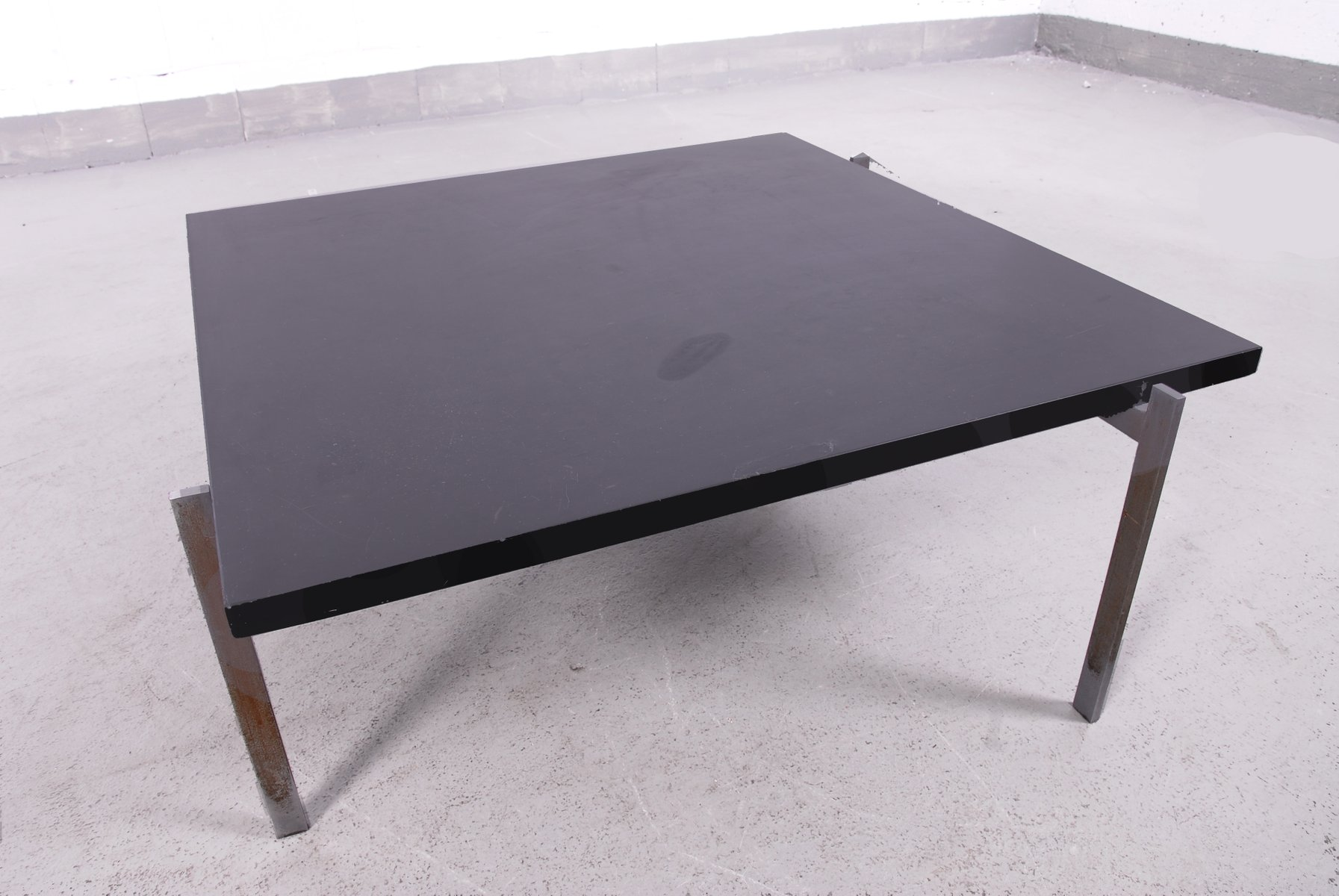Table basse avec ardoise for Plateau table basse