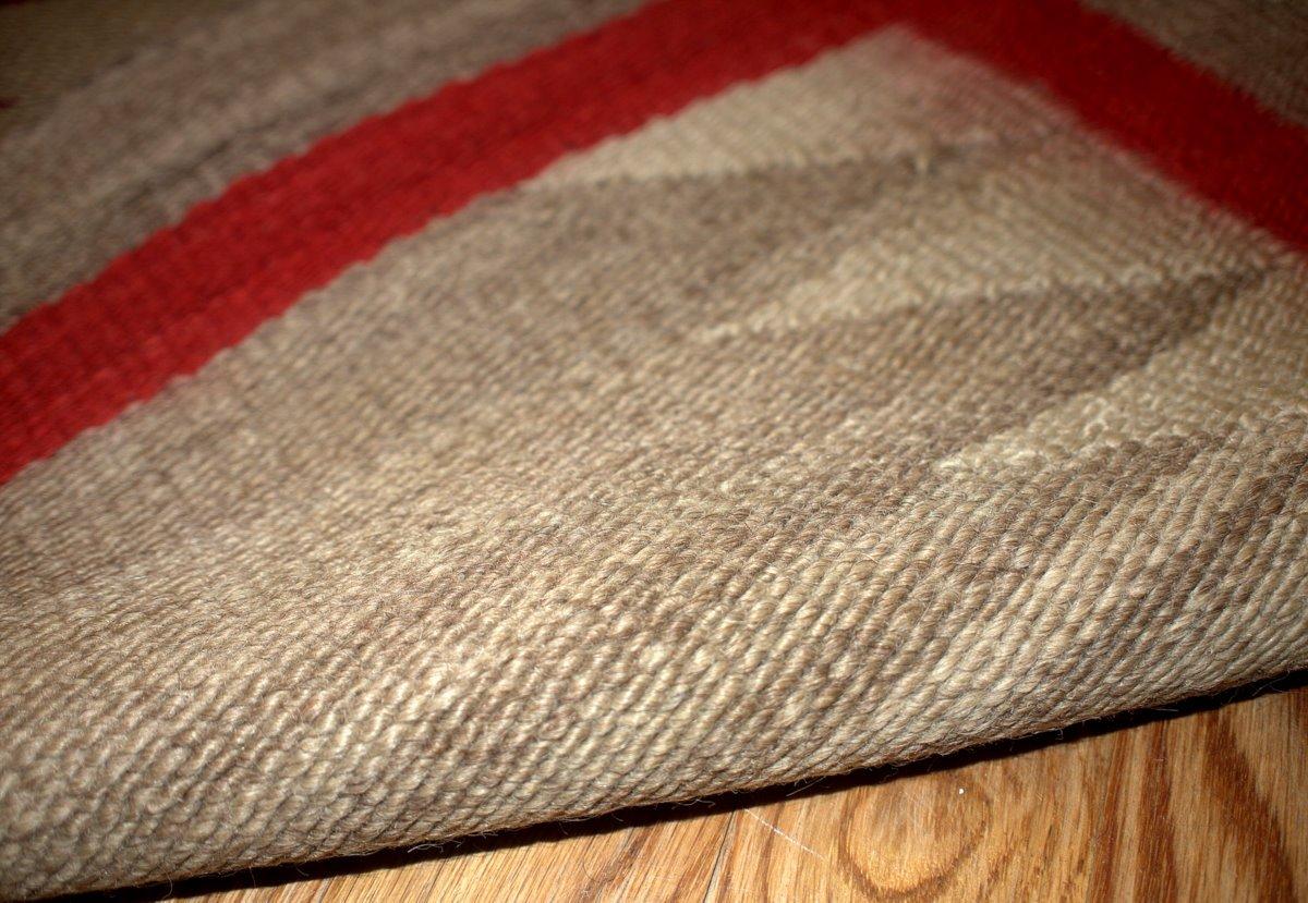antiker handgekn pfter navajo teppich amerikanischer ureinwohner bei pamono kaufen. Black Bedroom Furniture Sets. Home Design Ideas