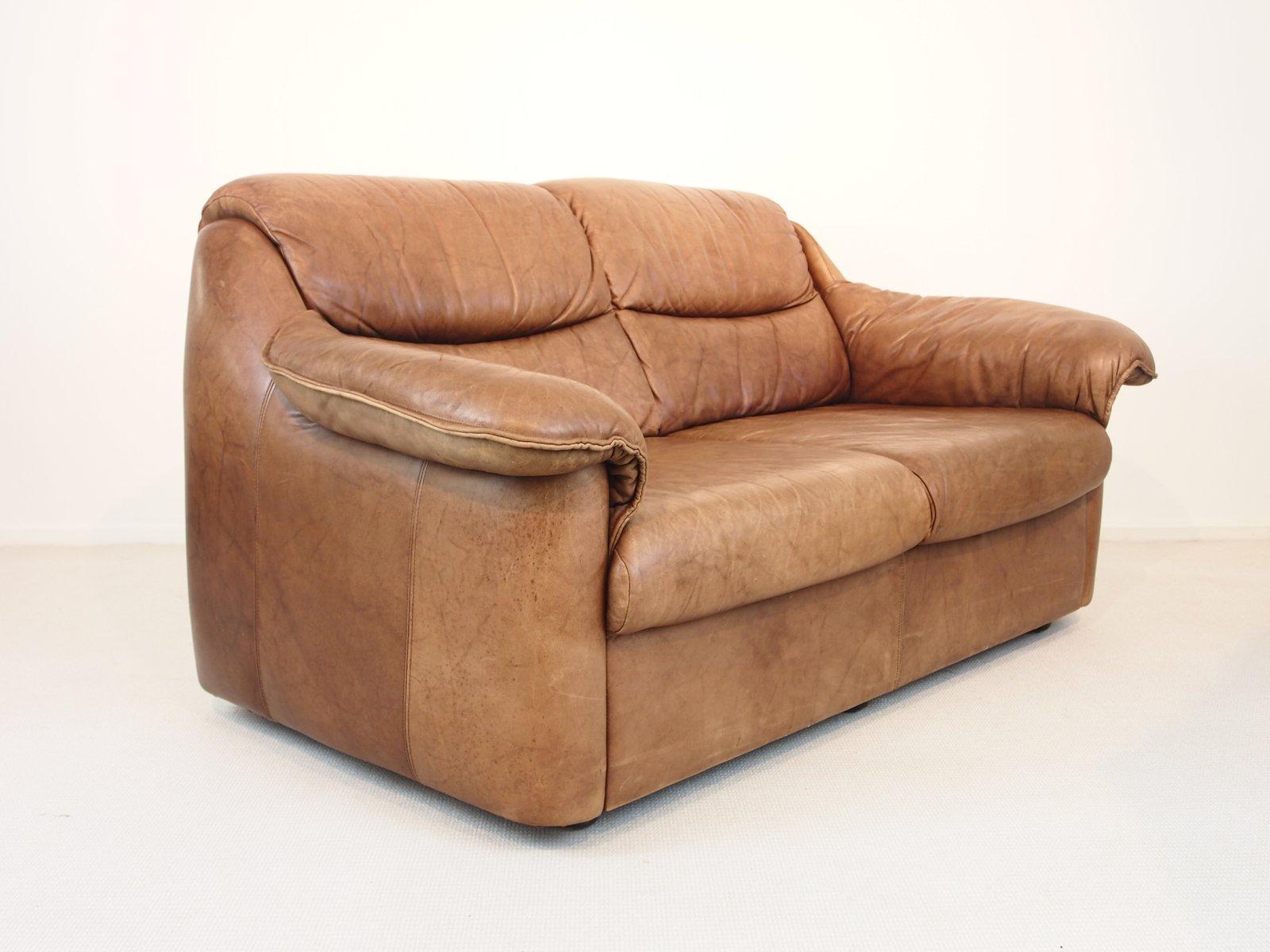 Vintage Leather Saddle 88