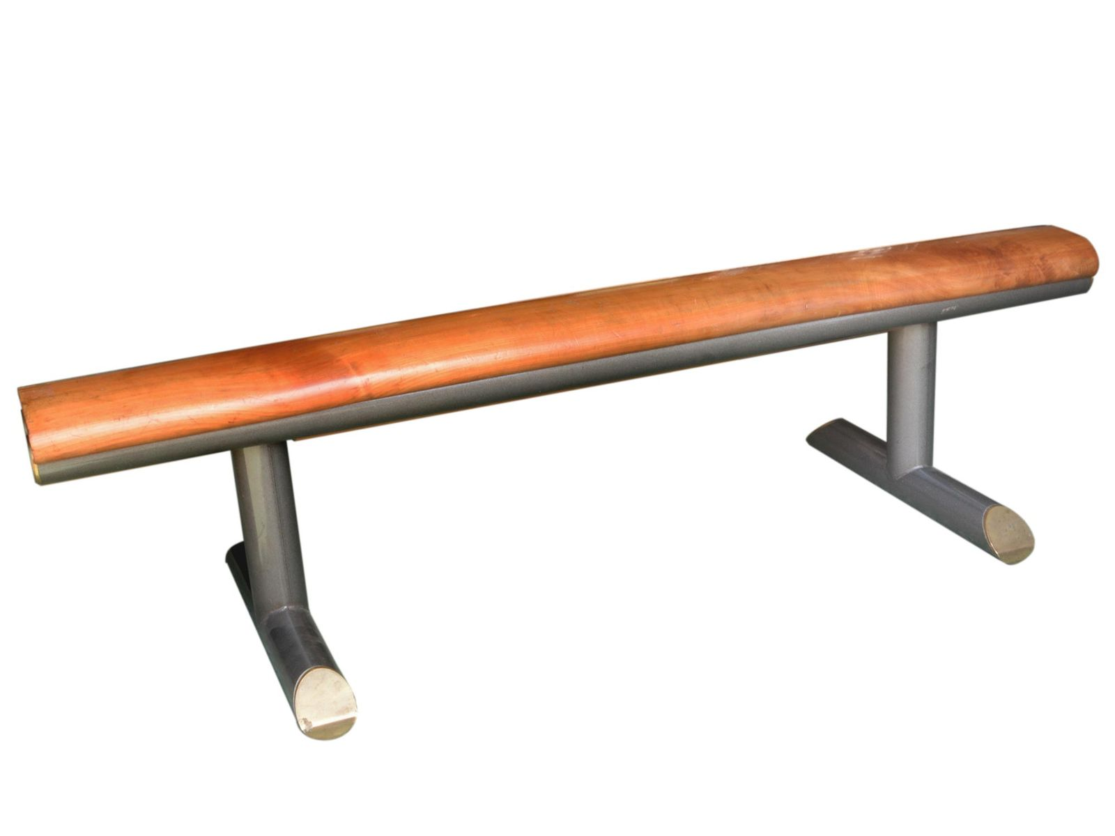 italienische bank aus holz metall 1960er bei pamono kaufen. Black Bedroom Furniture Sets. Home Design Ideas