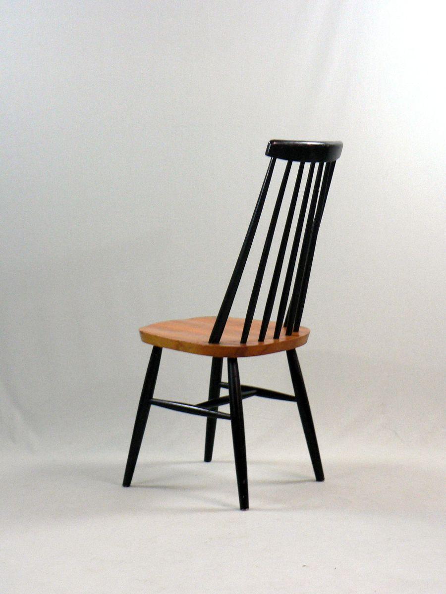 Chaises de salle manger vintage par ilmari tapiovaara for Salle a manger annee 1950