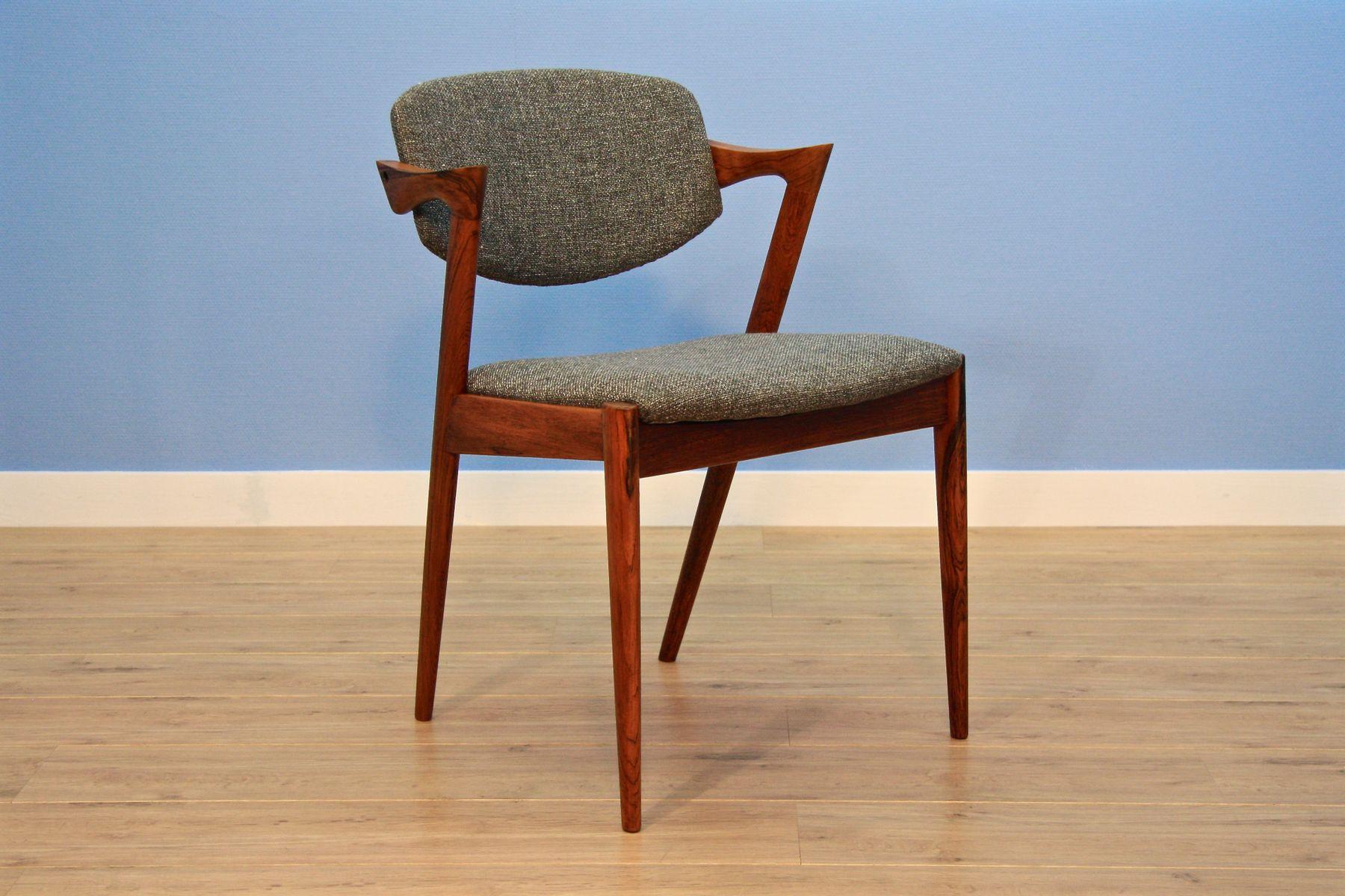 Danish Dining Chair mid-century danish dining chairkai kristiansen for schou
