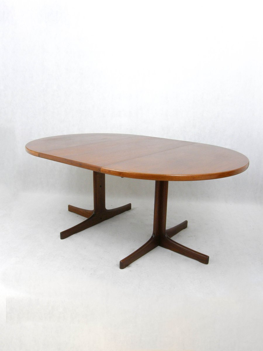 danish round extendable dining table mikemie