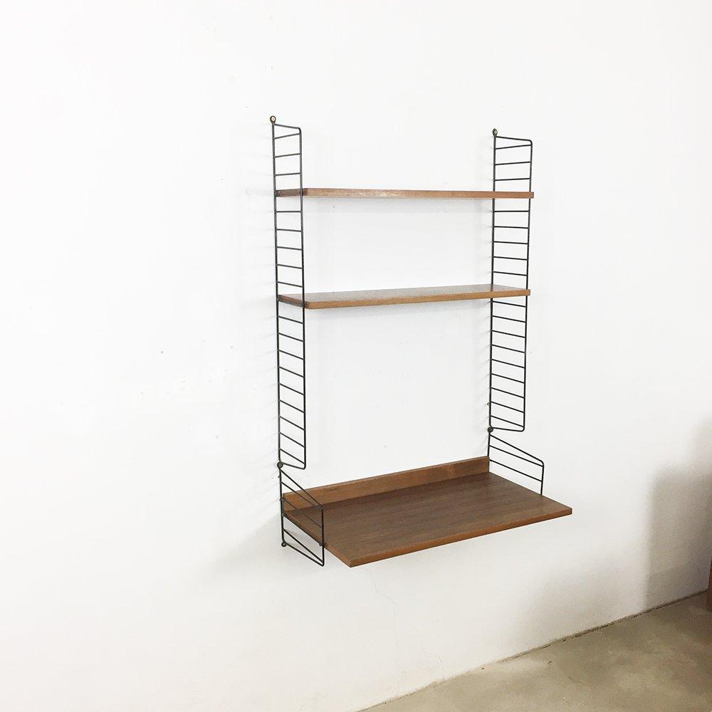 string regalsystem best er jahre with string regalsystem string regal in der variante mit. Black Bedroom Furniture Sets. Home Design Ideas