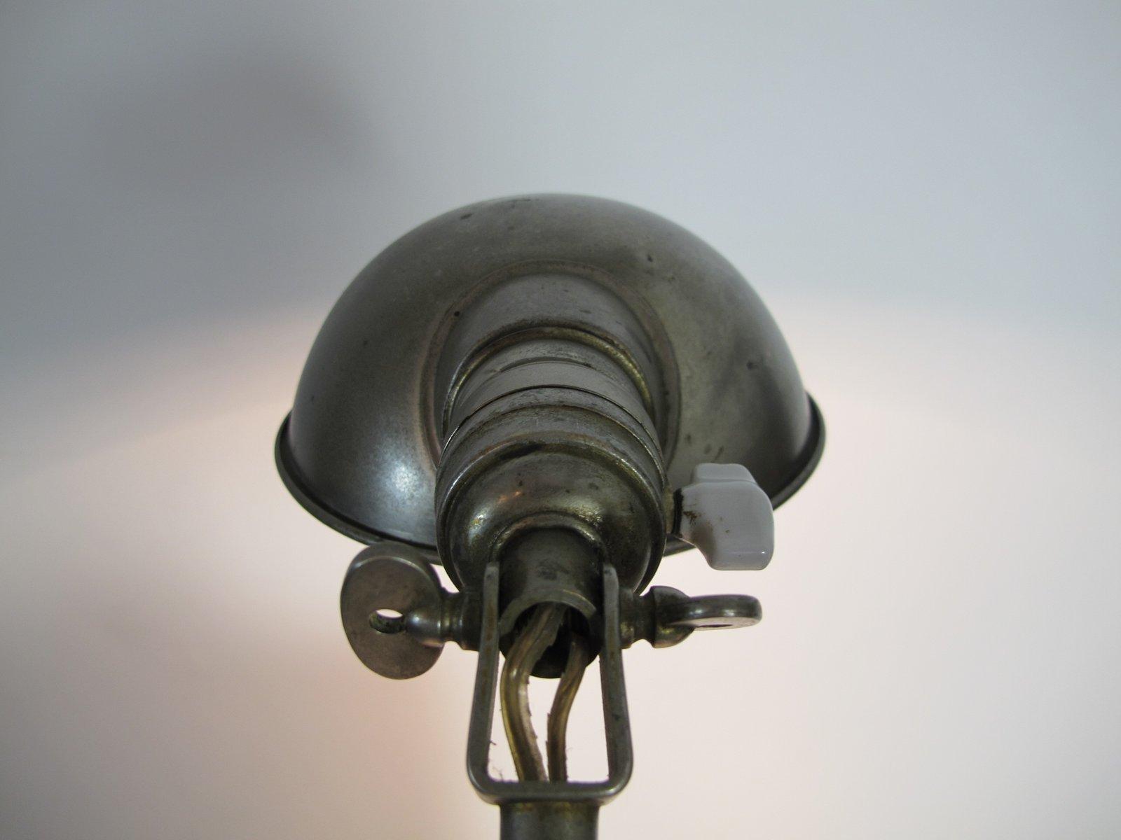 lampe de bureau industrielle 1930s en vente sur pamono. Black Bedroom Furniture Sets. Home Design Ideas