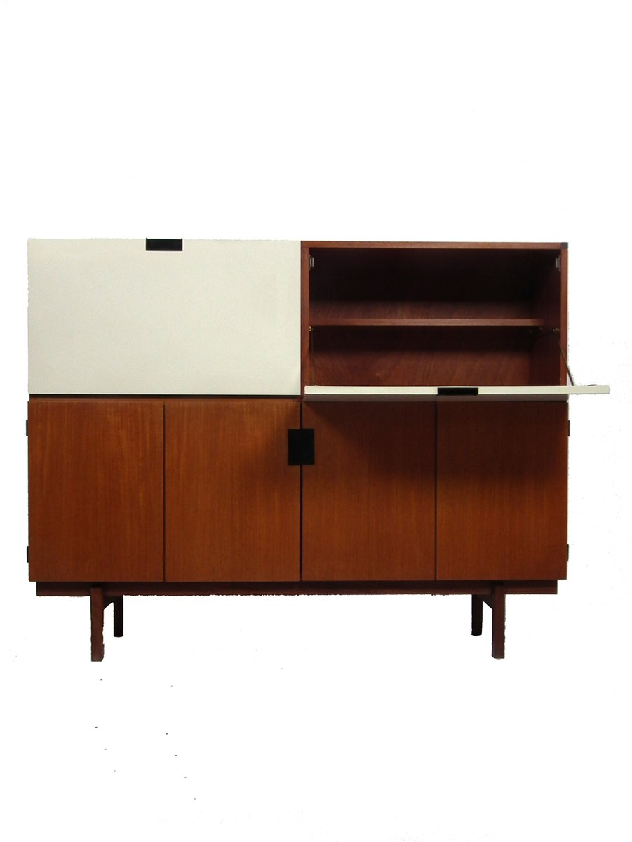 Mid Century Cabinet By Cees Braakman For Pastoe For Sale