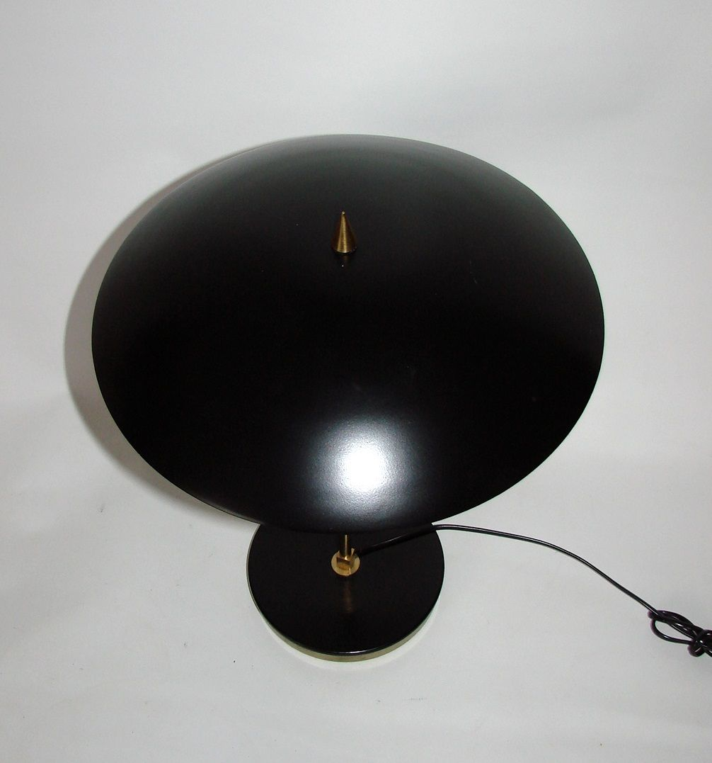 metall messing lampe 1960er bei pamono kaufen. Black Bedroom Furniture Sets. Home Design Ideas
